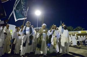 Sudan, Khartoum, Muslim clerics